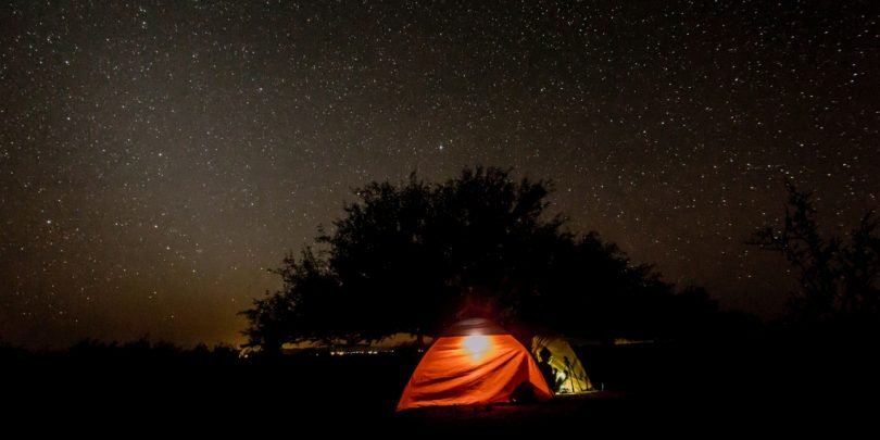 Best Camping Tents Starry Sky