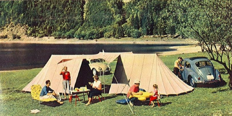 Vintage Camping Gear Hall of Fame - Gear Lobo