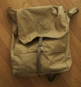 Vintage Hiking Backpack - Boy Scouts of America