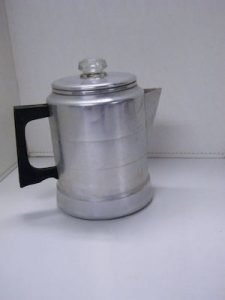 Worthmore Vintage Camping Coffee Pot