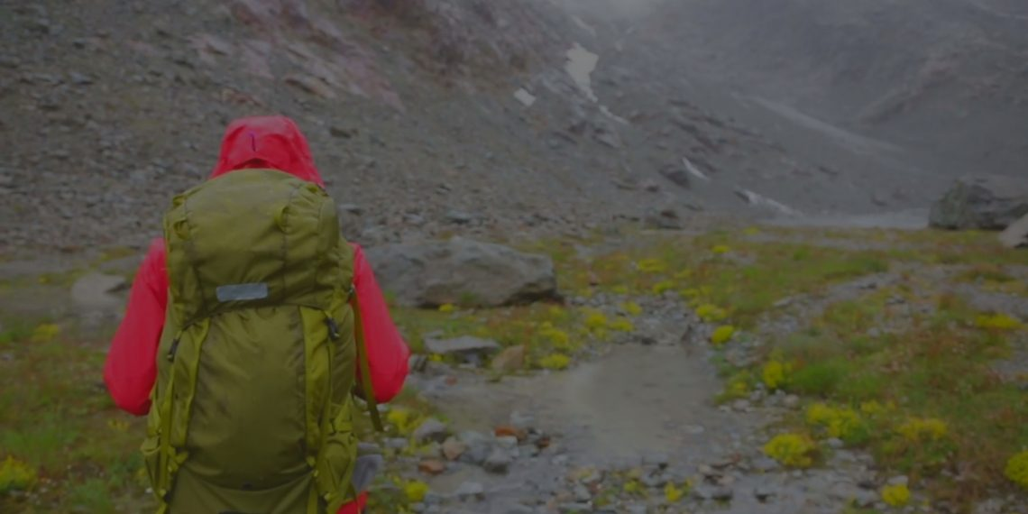 Best Rain Poncho for Backpacking