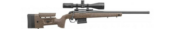 Bergara Hunting and Match Rifle