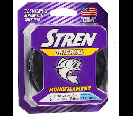 Stren Fishing Line Best for Baitcasters