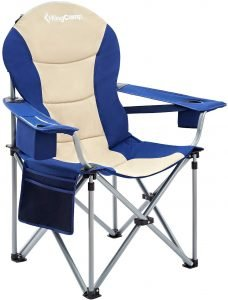 best camping chair for lumbar support
