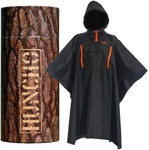 best hiking poncho