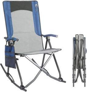 best rocking camp chair