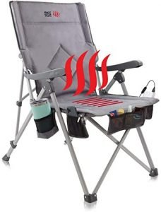 best heated camping chair