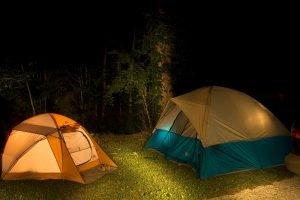 choosing a camping cot
