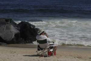 best camping chair for fishing on the beach